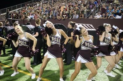 Varsity Football - Oakridge Homecoming