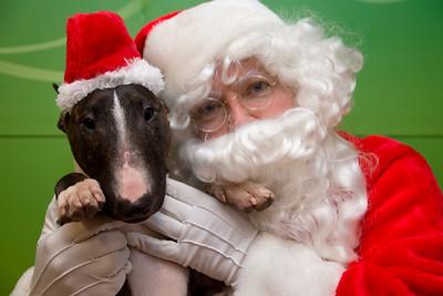 Santa photos 2011