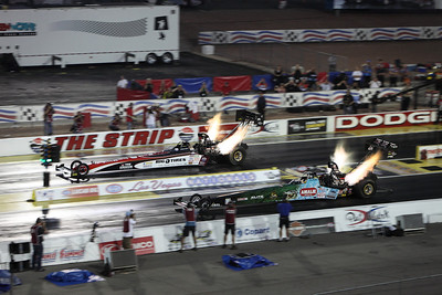 Friday at the Drags Qualifying Round 2