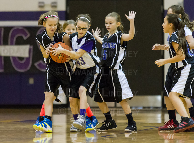 RM Girls Basketball - Feeder 2013-2014