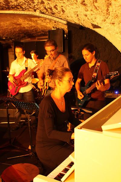 Concert de Jazz à la Roële 2011