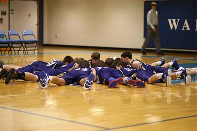 22Jan13 Varsity Boys Basketball