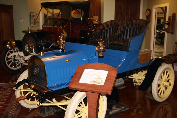 Mitchell Car Museums