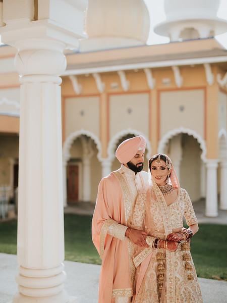 Randeep & Nisha