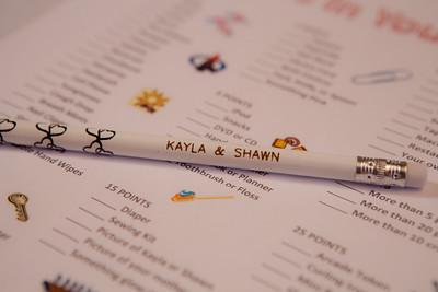 Kayla and Shawn