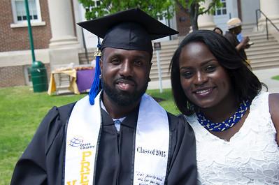 2015 Rockefeller College Undergraduate Ceremony and Reception;