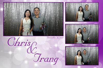 Chris and Trang