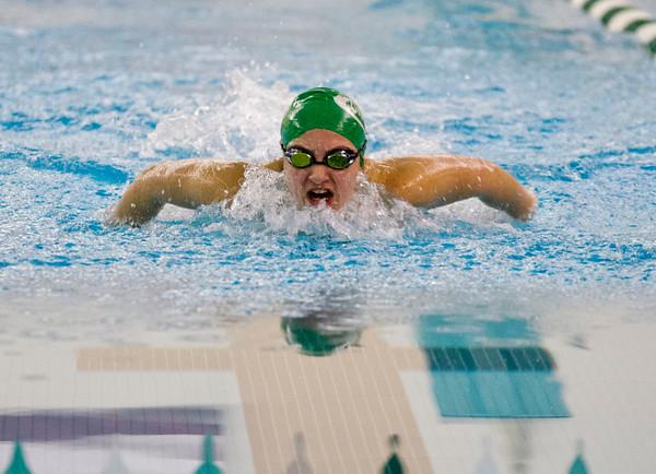 Concord vs. Penn Swim meet