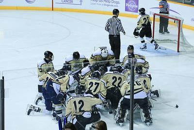 MJHS Championship Hockey 2014