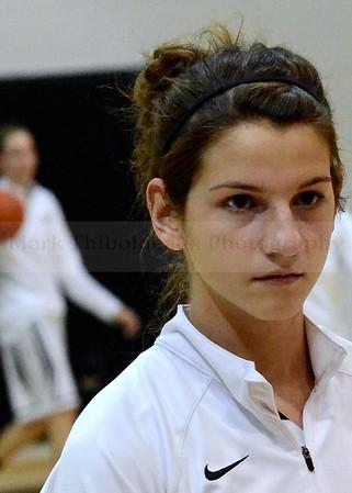 Lancaster Mennonite HS Girl's V Basketball v. MC 1.14.14