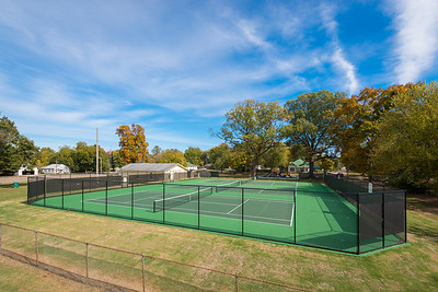 Tennis Courts - Greenfield TN