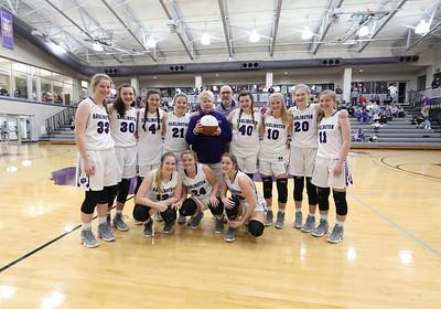 2019 Basketball Coach Hall Award