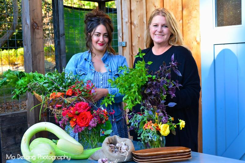 Sierra Vasquez and Stefani Bittner
