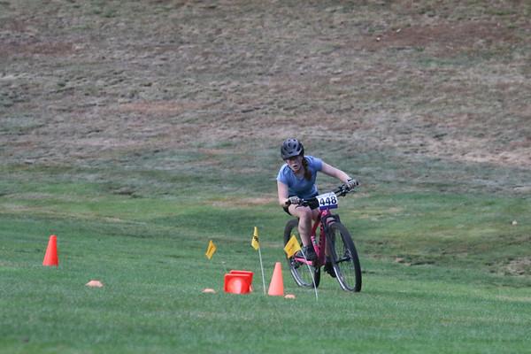 Mountain Biking vs. KUA | October 6