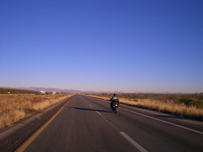 Day 16 -- Tuesday, December 4 -- Blythe, CA to Deming, NM