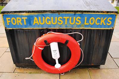 Fort Augustus, Scotland, 2006 Day 6