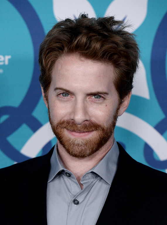 . Actor Seth Green arrives at the Fox Fall Eco-Casino Party at The Bungalow on September 9, 2013 in Santa Monica, California.  (Photo by Kevin Winter/Getty Images)