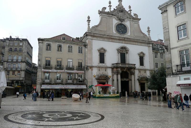 Igreja São Domingo. Baixa, Lisbon