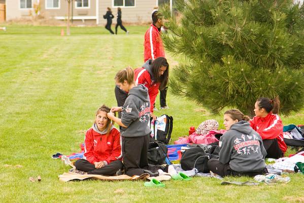 Southridge:  Varsity Girls