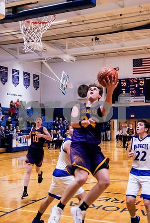 2019 Columbia/Freeburg Boys Basketball Holiday Tournament