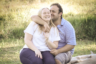 Megz and Chris Engagement