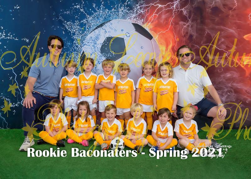20210508 - # M5 Rookie Baconaters - Comeaux/Parker