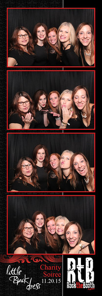 2015 Little Black Dress - Rock the Booth