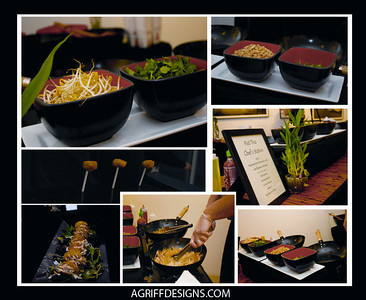 Asian Inspired Surprise Birthday Party - November 2009