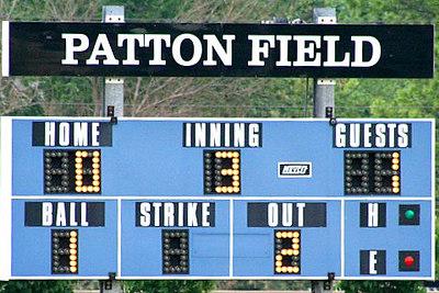 Baseball Playoff - St V