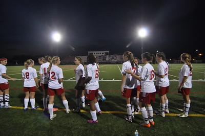 GV Soccer vs Watertown 9-17-12