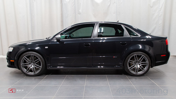 '08 RS4 - Black