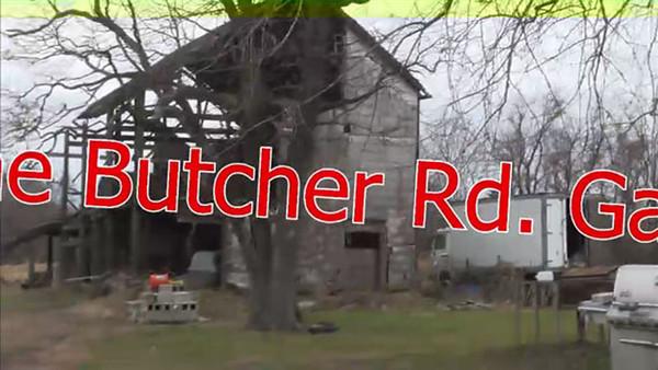 Butcher Rd. Videos