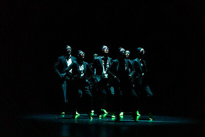 Tanz im August   Ambiguous Dance Company