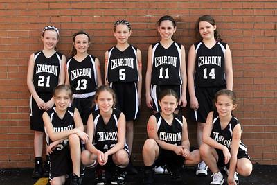 2011-2012 Chardon 4th Grade Travel Bball