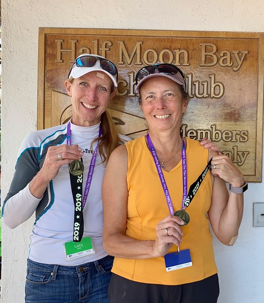 First Place - Lucy and Beccie on Pluto
