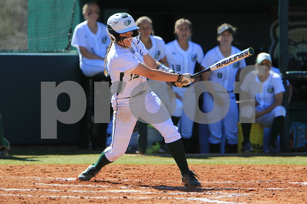 2018 Georgia Gwinnett College Softball vs. Emmanuel