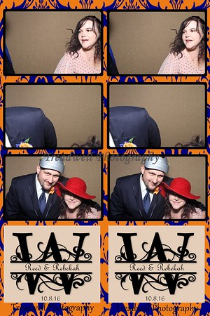 Reed & Bekah-Photo Booth