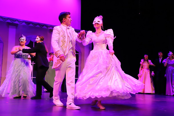 Cinderella - Musical 2020 KCHS