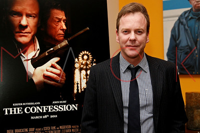 """New York, NY - March 27:  """"The Confession"""" screening, New York, USA."""
