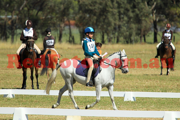 2014 11 15 Capel Pony Club ODE Dressage 08-00 till 09-00