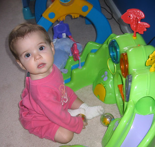 Margaret Paige Monaco (Maggie) [9-10 months]