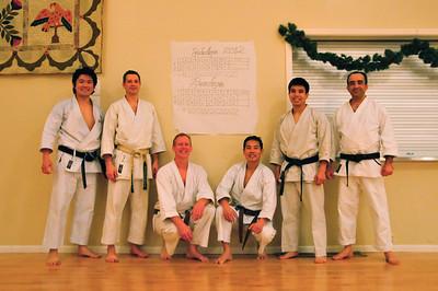 Silicon Valley Shotokan Karate (JKASV) Kickathon/Punchathon 2011