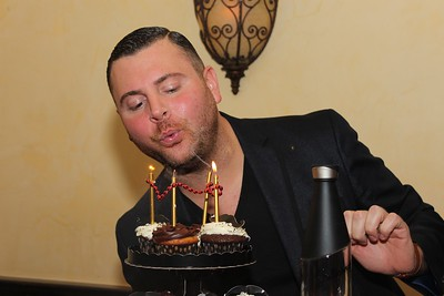 Jonathan's 30th Birthday November 7, 2015