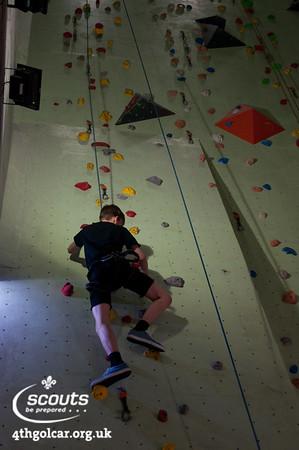 May - Climbing