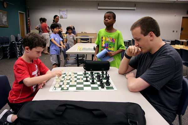 Blue Bell Library Kids Chess Tournament