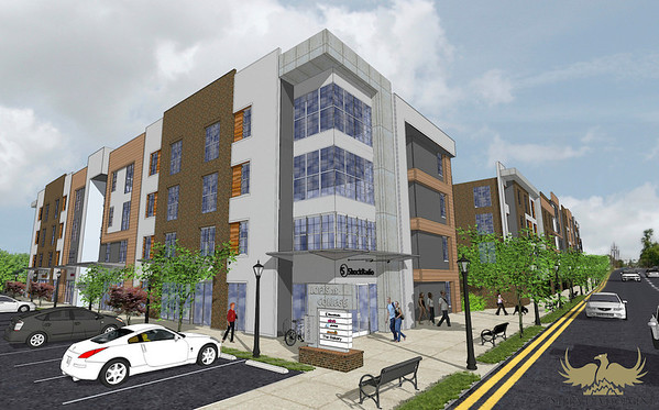 Lofts Phase IV  at College Hill