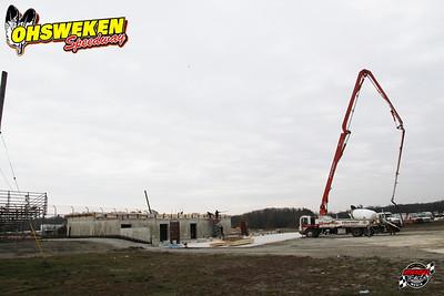 Ohsweken Speedway Construction Update Nov20