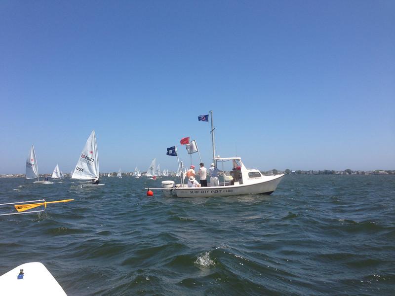 6/1 Signal boat