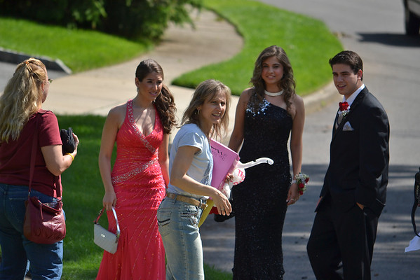 New Milford High School Class of 2012 Prom Photos