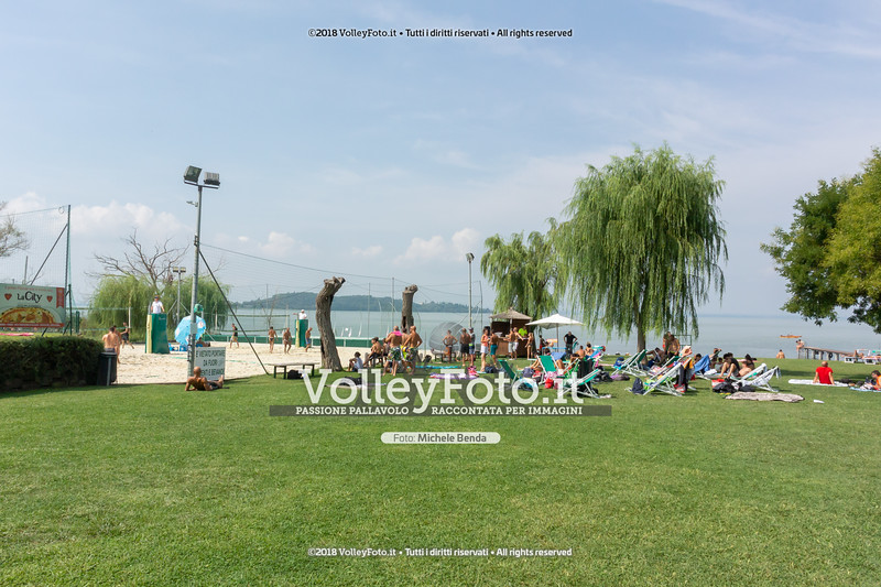 presso Zocco Beach , 25 agosto 2018 - Foto di Michele Benda per VolleyFoto [Riferimento file: 2018-08-25/_DSC2364]